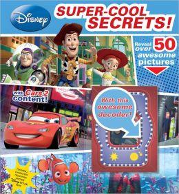 Disney Decoder Book - Pixar Super-Cool Secrets