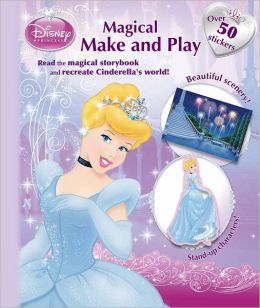 Disney Cinderella Magical Make and Play