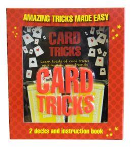 Card Tricks Box Set
