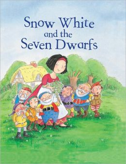 Snow White and the Seven Dwarfs (Parragon Fairy Tale Readers Enhanced Read-Along Edition)