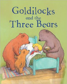 Goldilocks and the Three Bears (Parragon Fairy Tale Readers Enhanced Read-Along Edition)