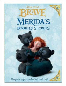 Disney Pixar - Brave: Merida's Book O' Secrets