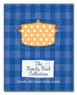 300 Recipe Slipcase - The Family Food Collection