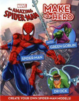 Marvel Make a Hero Spider Man