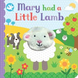 Mary Had a Little Lamb Little Learners Puppet