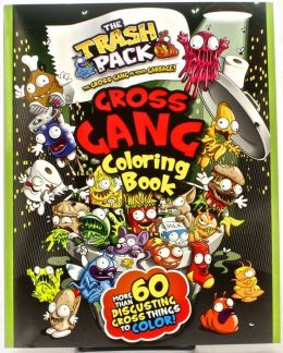 Trash Pack Coloring