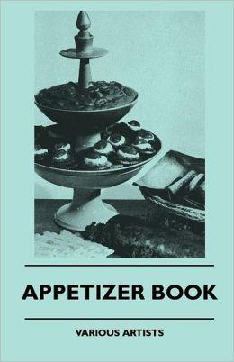 Appetizer Book