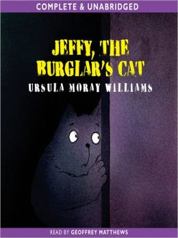 Jeffy, the Burglar's Cat