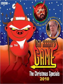 Old Harry's Game, The Christmas Specials 2010, Episode 1: Christmas Spirit