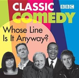 Whose Line is it Anyway?: Classic Episodes Hosted by Clive Anderson