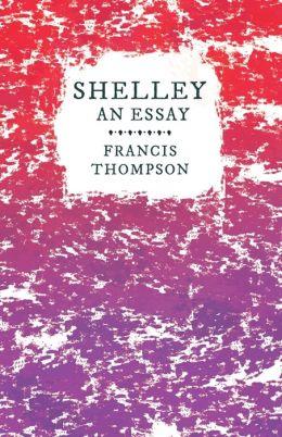 Shelley - An Essay