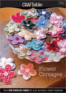 Flower Corsages (PagePerfect NOOK Book)