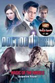 Book Cover Image. Title: Doctor Who:  Magic of the Angels, Author: Jacqueline Rayner