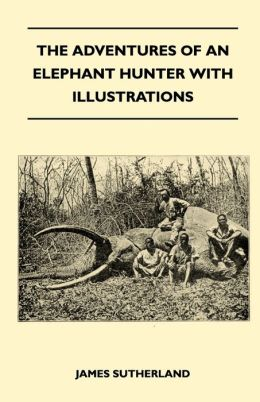The Adventures Of An Elephant Hunter With Illustrations