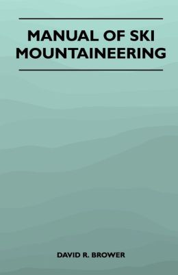 Manual Of Ski Mountaineering