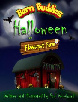 Barn Buddies: Halloween on Flowerpot Farm