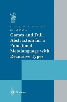 Games and Full Abstraction for a Functional Metalanguage with Recursive Types