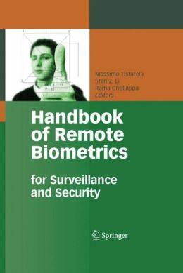 Handbook of Remote Biometrics: for Surveillance and Security
