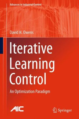 Iterative Learning Control: An Optimization Paradigm