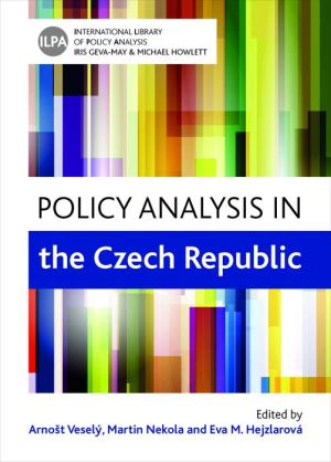 Policy Analysis in the Czech Republic