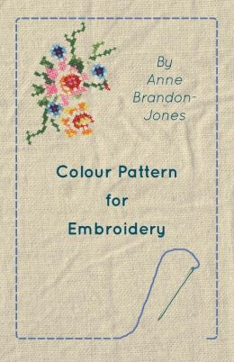 Colour Pattern For Embroidery