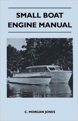 Small Boat Engine Manual