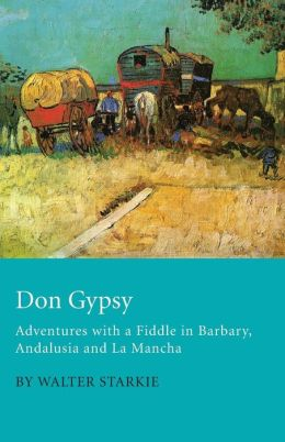 Don Gypsy - Adventures with a Fiddle in Barbary, Andalusia and La Mancha