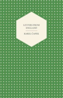 Letters from England - Translated by Paul Selver