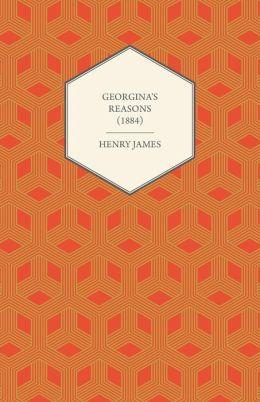 Georgina's Reasons (1884)
