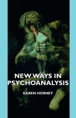 New Ways In Psychoanalysis