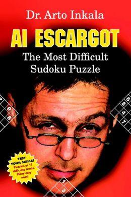 Ai Escargot : The Most Difficult Sudoku Puzzle