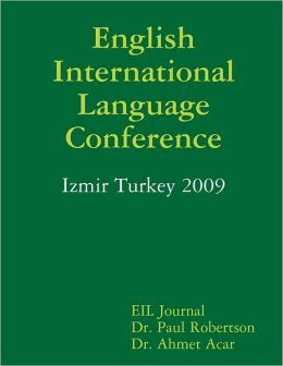 English International Language Conference : Izmir Turkey 2009