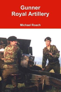 Gunner Royal Artillery