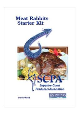 Meat Rabbits Starter Kit: SCPA: Sapphire Coast Producers Association