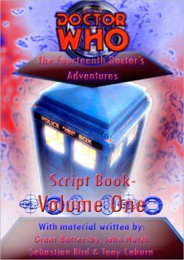 Doctor Who: The Fourteenth Doctor's Adventures - Script Book Volume One