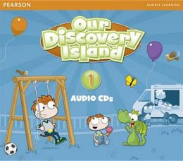 Our Discovery Island 2013 Audio Cd Level 1