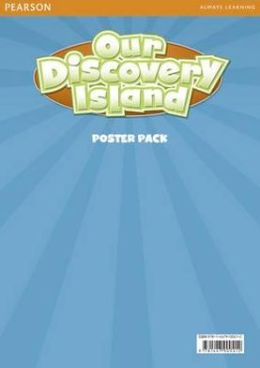 Our Discovery Island 2013 Poster Package