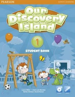 Our Discovery Island 2013 Student Edition (Consumable) With Cd-Rom Level 1