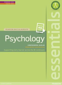 Ib Essentials Psychology Student Text With Pearson Etext