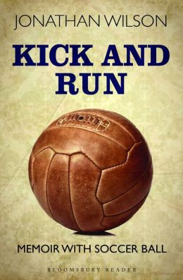 Kick and Run: Memoir with Soccer Ball