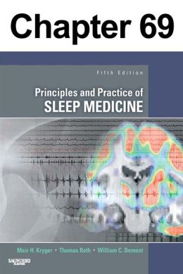 Drowsy Driving: Chapter 69 of Principles and Practice of Sleep Medicine