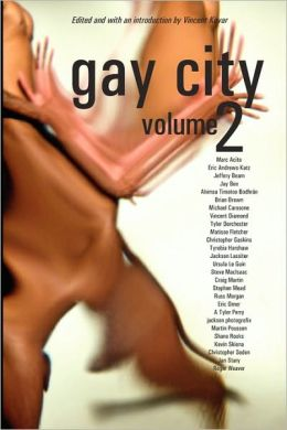 Gay City: Volume 2