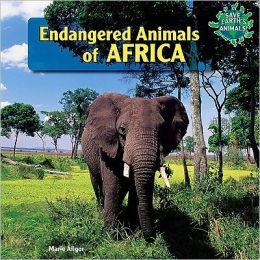 Endangered Animals of Africa