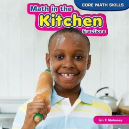 Math in the Kitchen: Fractions