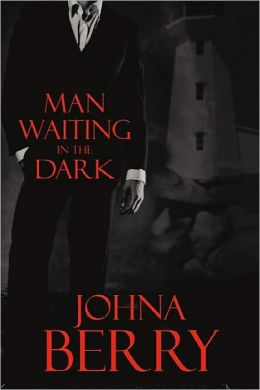 Man Waiting In The Dark