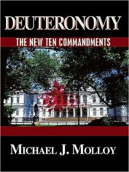 Deuteronomy: The New Ten Commandments