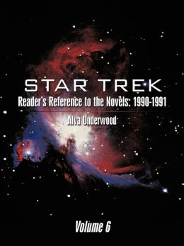 Star Trek Reader's Reference To The Novels