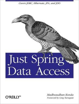 Just Spring Data