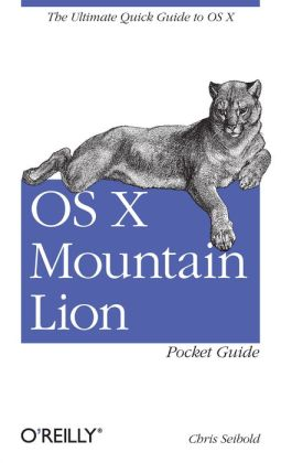 OS X Mountain Lion Pocket Guide