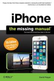 Book Cover Image. Title: iPhone:  The Missing Manual, Author: David Pogue